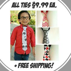End of season sale! Making room for new products All Ties are on sale + FREE US shipping & RTS!   www.dapperchic.com   #ties #dapperandchic #dapper #dapperkids #igcuties #igsale #holidaysale #endofseasonsale #christmas #christmaspictures #freeshipping #etsy #etsykids #etsyonline #wedding #weddingties #bowties