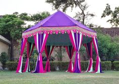 Raj Tents For Sale – Looking for raj tents manufactures in India? Sangeeta International offers luxury raj tents at affordable rates. Marquee Wedding, Tent Wedding, Diy Wedding, Dream Wedding, Luxury Wedding, Wedding Ideas, Punjabi Wedding Decor, Indian Wedding Decorations, A Frame Tent
