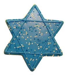 star-of-david cookies