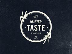We Deliver Taste