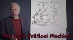 Robert Reich Explains America's Koch Problem | The self-interested, ultraconservative Koch machine is undermining and corrupting our democracy by drowning out the voices of the rest of us. That's why he made a video to help explain America's giant Koch problem—and explore what we can do about it. Please click to watch and share.