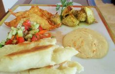 Shish Tawouk....This is an easy chicken dish...