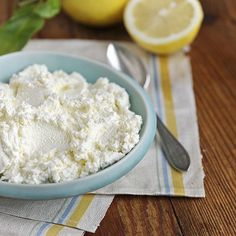 Homemade Ricotta Recipe - Real Food - MOTHER EARTH NEWS