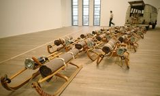 "Joseph Beuys ""The Pack"" 1969"