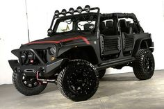 2013 Jeep Wrangler Unlimited (24S Pkg) | Starwood Motors Custom Jeeps