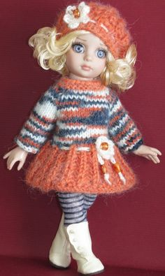 "Tonner Patsy10"" Doll Handmade Clothes"