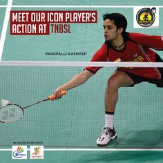 All players represented India, nationals, and tamilnadu state can represent in TNBSL. #badminton