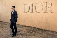 Miguel Angel, Angel Silvestre, Abraham Lincoln, Dior, Dior Couture
