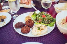 Lebanese Food at Marush, Marbella