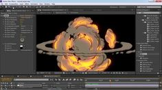 Cartoon Explosion - After Effects Tutorial