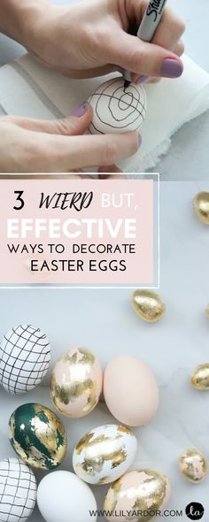 Here's HOW YOU CAN TAKE YOUR EASTER EGGS TO THE NEXT LEVEL!