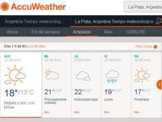 Este martes habrán vientos intensos en gran parte de Argentina