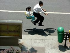 China's Latest Mode of Transport? Invisible Bicycles.