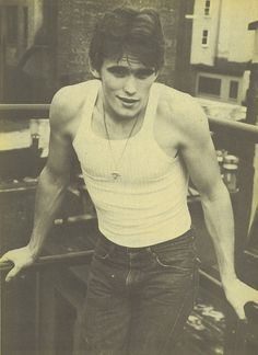 Young Matt Dillon in White Wif. is listed (or ranked) 2 on the list 20 Pictures of Young Matt Dillon The Outsiders Preferences, The Outsiders Imagines, Actors Male, Hot Actors, Matt Dillon The Outsiders, Pretty Boys, Cute Boys, Beautiful Boys, Beautiful People