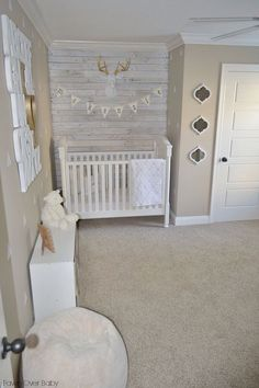 We did our best on finding the cutest baby themes for nursery ideas. So, go on and check them all at hackthehut.com #interiordesign #nurseryideas #nurserydecor #babyroom
