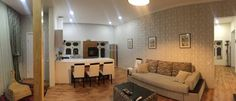 Old Town Apartment Baku Old Town Apartment is an apartment located in Baku, 100 metres from Maiden Tower. The property is 200 metres from Muhammad Mosque and private parking is featured. Free WiFi is offered .  The air-conditioned unit is equipped with a kitchen.