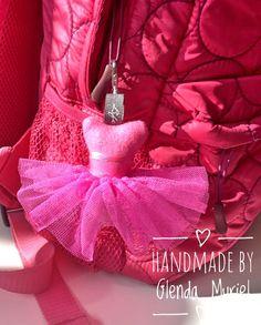 Handmade by Glenda Muriel Ballerina Tutu, Handicraft, Create Yourself, Etsy Seller, Jewelry Making, Creative, Pink, Handmade, Bags