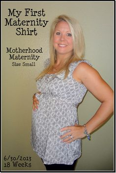 Shopping for Maternity Clothes! Baby Blog!