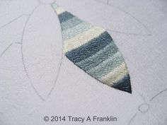Tracy A Franklin - specialist embroiderer
