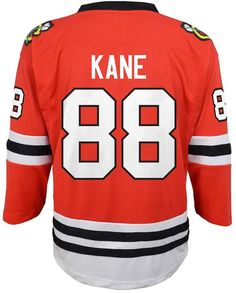 Boys 8-20 Chicago Blackhawks Patrick Kane Replica Jersey 5f8aad929