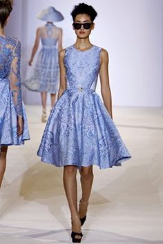 Temperley London Ready-to-Wear SS 2013