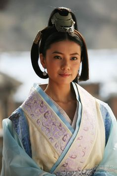 Gao Yuanyuan 高圆圆 -  The Qin Empire 《大秦帝国》 2009