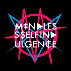 Mindless Self Indulgence logo Mindless Self Indulgence, Emo Bands, Music Bands, Good Music, My Music, Lindsey Way, Local Bands, Song One, My Chemical Romance