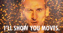 A hilarious (and occasionally inappropriate) collection of GIFs explaining the Ninth Doctor. THIS IS AWESOME!