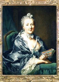 1762 Johann Heinrich Tischbein (the Elder) - The... | History of fashion in art & photo