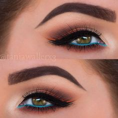 Our ideas of makeup will totally compliment dark green eyes. Look through this collection of the most attractive eye looks and get to know useful tricks. natural makeup