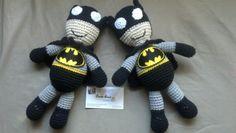 Batman by Caro-line