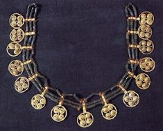 Mesapotamian jewelry