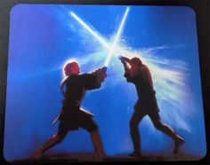 Jedi Star Wars High Resolution Computer Mouse Pad Wedding Favor Gift MOU-0020