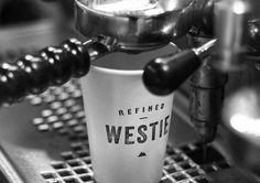 Mt Atkinson Coffee Roasters Packaging by 485 Design Coffee Branding, Design Furniture, Coffee Maker, Packaging, Tableware, Coffee Maker Machine, Coffee Percolator, Dinnerware, Coffee Making Machine