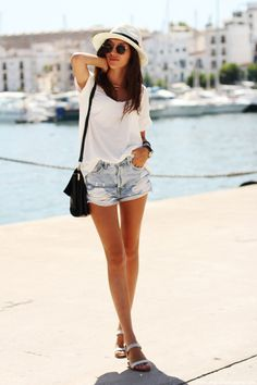 The fashion cuisine .::. Ibiza | Travel outfit