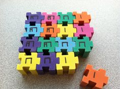 Music a la Abbott: More Erasers. . . This Time Puzzles!