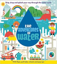 The Adventures of Water: Malcolm Rose, Sean Sims: 9781405277396: Amazon.com: Books