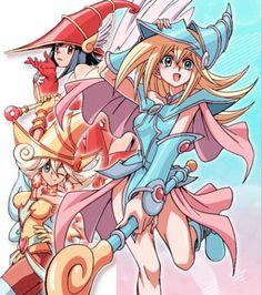 Yu-Gi-Oh! Yu-Gi-Oh Dark magician girl