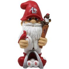 St. Louis Cardinals Thematic Gnome II