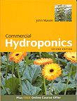 Commercial Hydroponics Book by John Mason -sold more copies than anything else written by our principal! Buy it from our bookshop at http://www.acsbookshop.com/products/1802-commercial-hydroponics-2nd-ed.aspx