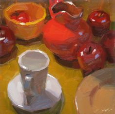 Carol Marine's Painting a Day: Cinderella