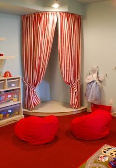 Playroom stage