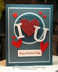 Stampin' Up!, Valentines, Love