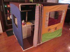 Playhouse I made for my Grandchildren