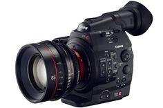 Canon unveils EOS-1D C and C500 4K Cinema cameras