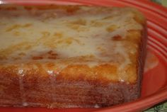 Gluten Free Glazed Orange Almond Cake Recipe :)