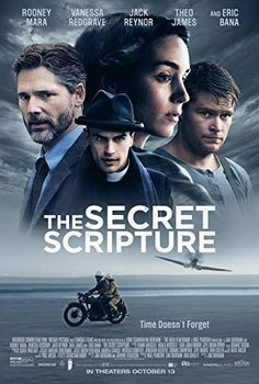 New Poster for Drama 'The Secret Scripture' - Starring Rooney Mara Eric Bana Vanessa Redgrave and Theo James Good Movies On Netflix, Good Movies To Watch, Hd Movies, Movies Online, Movie Tv, Movies 2019, Latest Movies, Eric Bana, Rooney Mara
