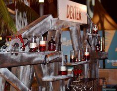 The Dexter Bar Dexter Halloween, Bar, Furniture, Home Decor, Decoration Home, Room Decor, Home Furnishings, Home Interior Design, Home Decoration