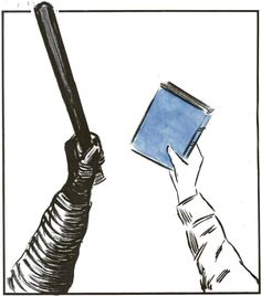Viñeta de El Roto, publicada en el diario El País el 23 de febrero de 2012