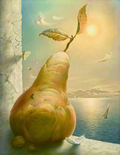 Nr. 14   -  Vladimir Kush , Painting